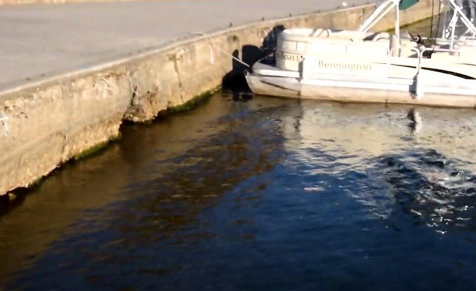 Водостојот на Охридското Езеро зголемен за еден сантиметар