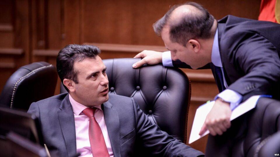 Мицкоски: Заев и Спасовски требаше да си поднесат оставка уште првиот ден од аферата Мафија, тоа е страшен криминал