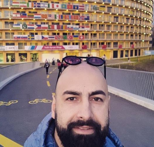 ФОТО: Перо Антиќ има плакар за патики кој е поголем од тој во продавница