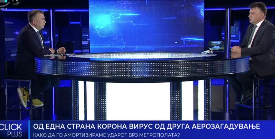 Шилегов: Не можеме да симнеме патник кој платил карта доколку не ги почитува мерките за коронавирус