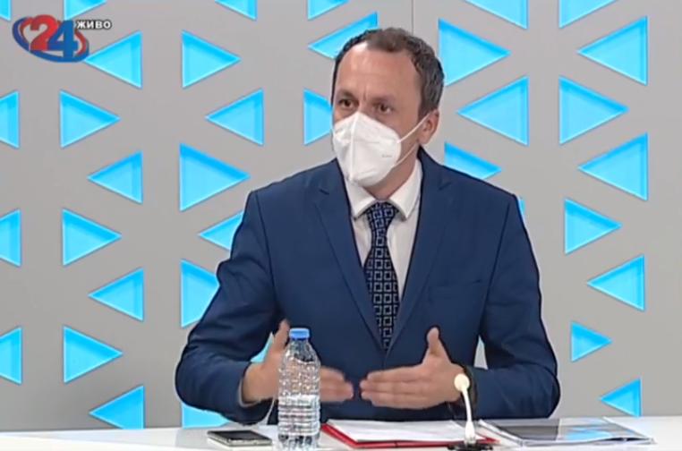 Петрушевски: СДСМ со предлог за онлајн седници докажа дека Собранието е гласачка машина на власта