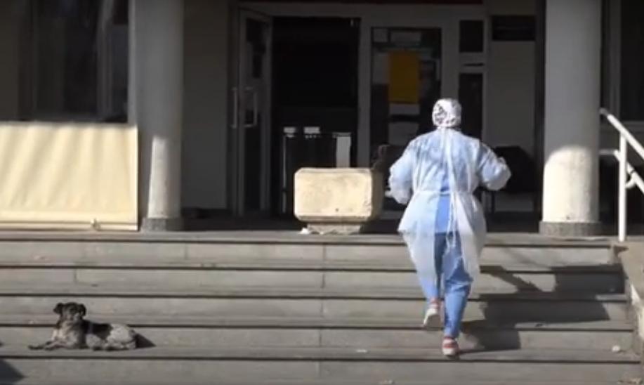 Прилепската болница преполна со пациенти со коронавирус, недостасува кадар кој ќе ги лечи