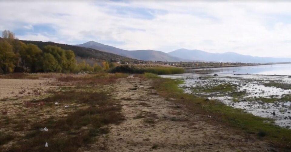 АЛАРМАНТНО: Водостојот на Преспанското Езеро 50 сантиметри под апсолутниот минимум