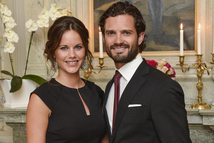 Шведски принц и принцеза заразени со коронавирусот