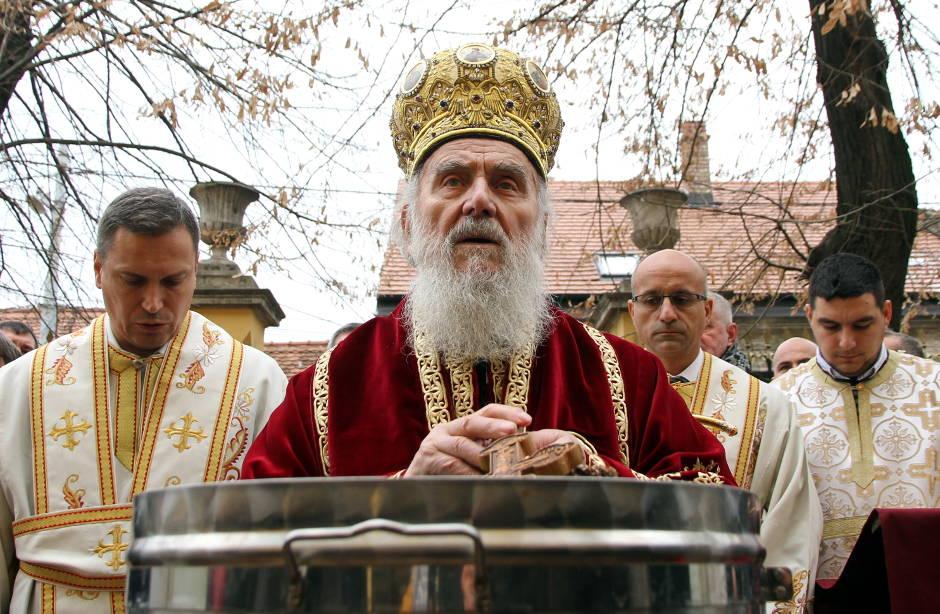Се огласи СПЦ: Патријархот Иринеј не е починат, тоа е лажна вест !