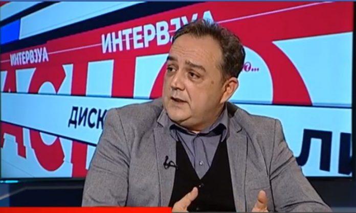 Менкиноски: Бугарија ја има промашено темата со ветото за Македонија