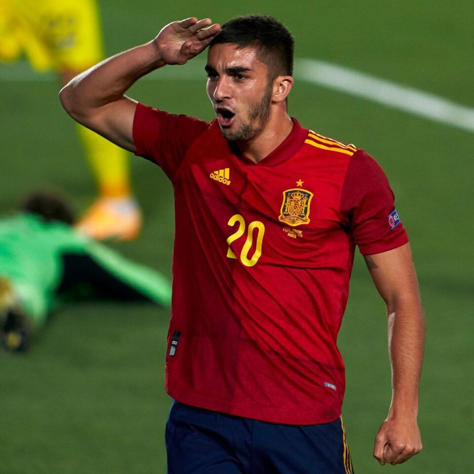 Феран Торес по хет-трикот против Германија: Не можам да изразам колку сум среќен