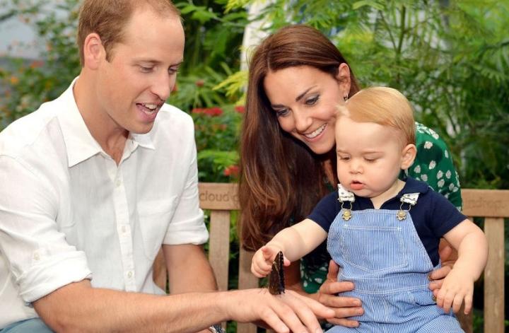 Кејт Мидлтон и принцот Вилијам кријат голема тајна од нивниот син Џорџ