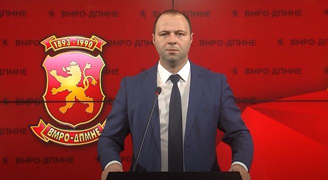 Мисајловски: Да не дозволиме Заев да ги погази македонските црвени линии, да излеземе на протест, сега пред да биде предоцна
