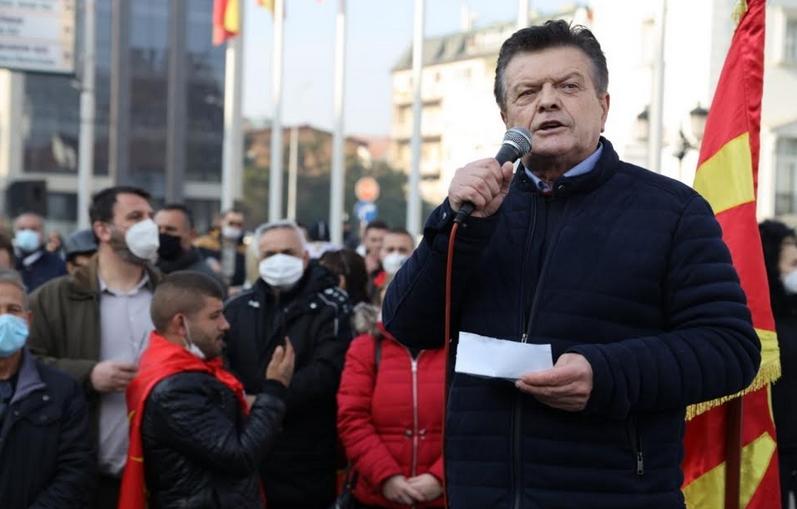 Јанкулоски од ПОДЕМ: Влада на национален спас е излезот, а потоа – избори