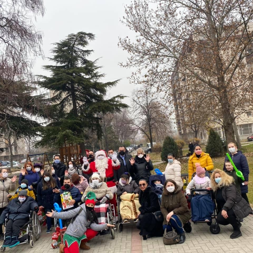 Ѓорѓиевски: Нема ништо поскапоцено на светот од детската насмевка, а наша обврска е да има што повеќе насмеани дечиња во нашата општина