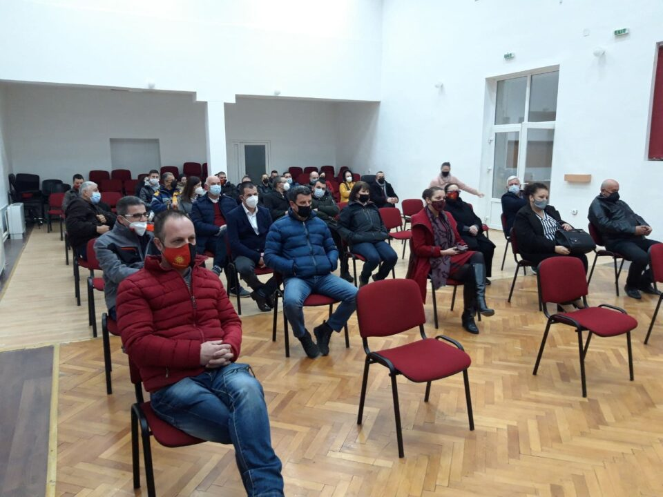Ново раководство на ВМРО ДПМНЕ во Берово