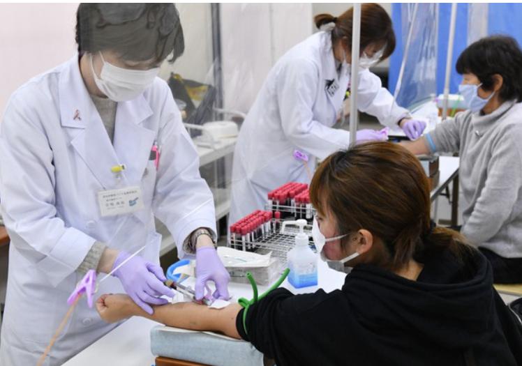 Јапонските медицински здруженија прогласија вонредна состојба