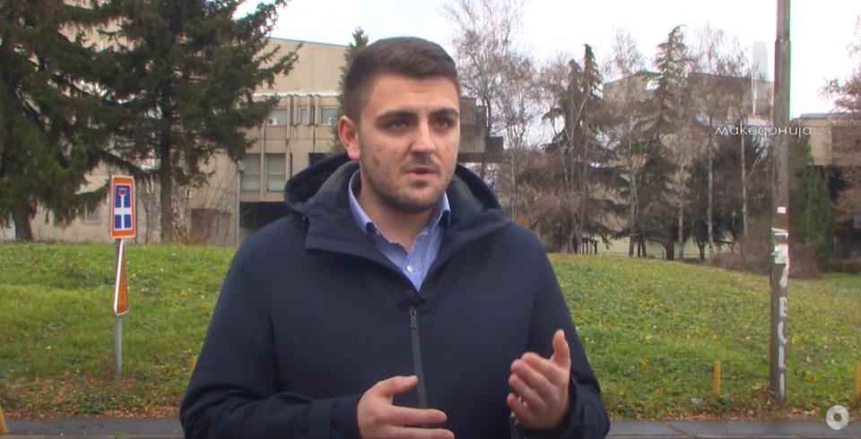Попов во интервју за Курир: Заедно со младинската сила креираме конкретни проекти и решенија за отворање нови младински работни места