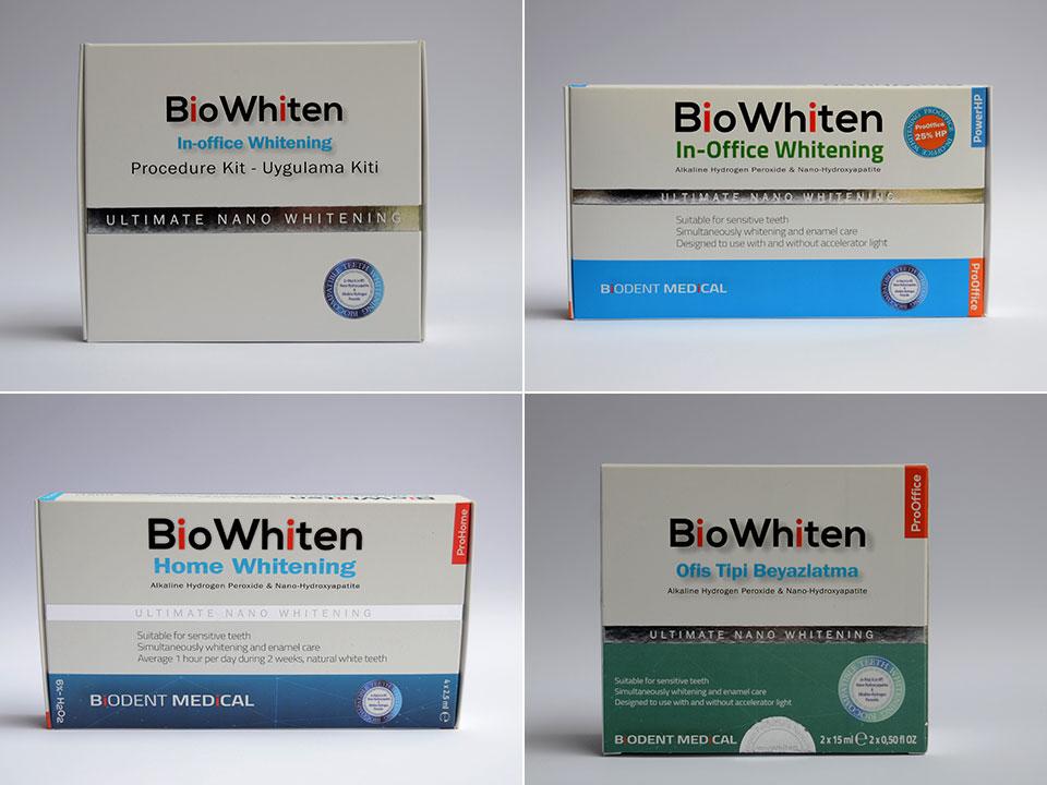 Сакате ли да ја дочекате Новата Година со бисерно бели заби и блескава насмевка и професионално да ги избелите вашите заби во домашни услови? BioWhiten го може токму тоа!