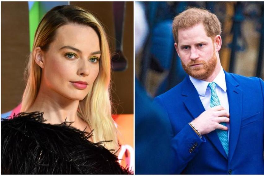 Марго Роби го откри својот најголем блам – принцот Хари се навредил кога таа го помешала со овој пејач