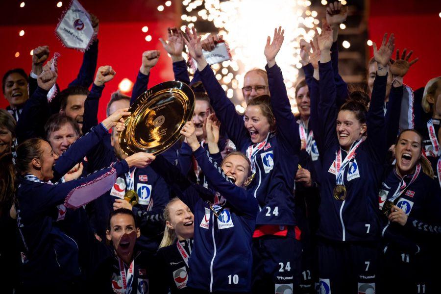 Норвешка го презема европскиот врв од досегашниот шампион Франција
