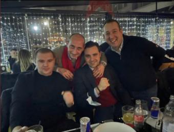 Костадинов и Николов над законите: Корона избори, корона прослава во недозволено време (ФОТО)