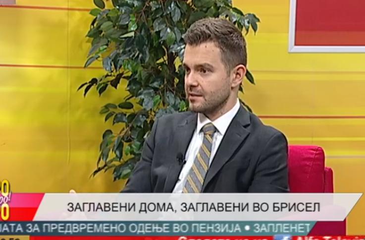 Муцунски: Барањата на Бугарија се далеку од рационално однесување, тие се спротивно од фундаменталните вредности на ЕУ