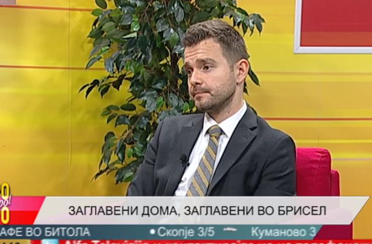 Муцунски: Пратеничката група на ВМРО-ДПМНЕ секогаш учествувала и ќе учествува во работата на Собранието кога станува збор за интересот на граѓаните