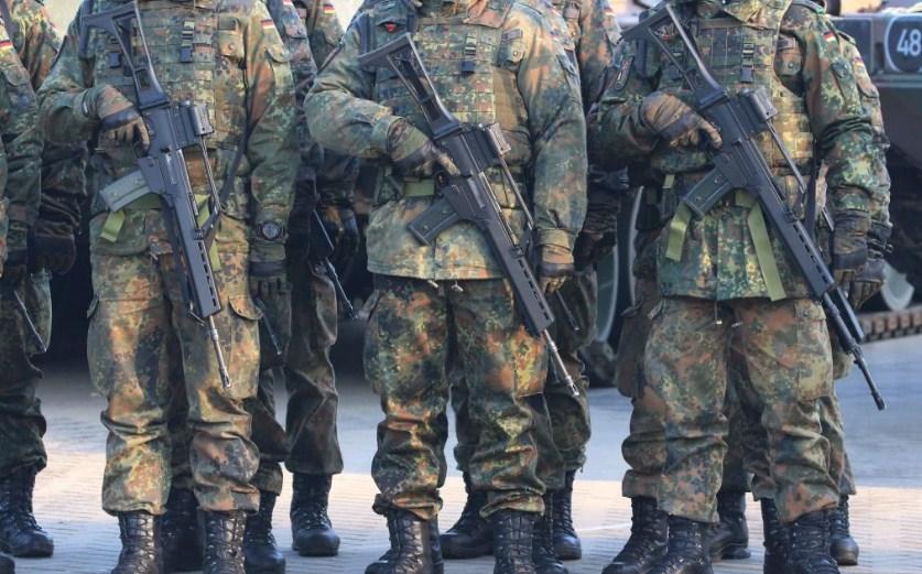 Само половина од оружјето во германската армија е подготвено за употреба, предупреди Асоцијација на вооружените сили