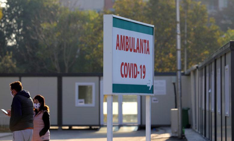 Во ковид центрите во Скопје за 24 часа се хоспитализирани 17 пациенти, а вкупно од коронавирус се лекуваaт 343 лица
