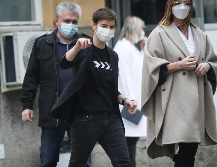 Брнабиќ: Ова е почеток на крајот на коронавирусот