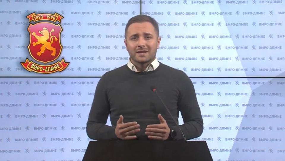 Арсовски: Сваровски судството и трас-трас обвинителството се главни сојузници на Заев