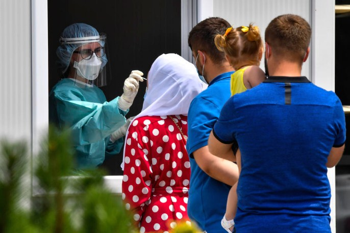Во Австралија тестирани над 40.000 лица, а заразени има само во Сиднеј