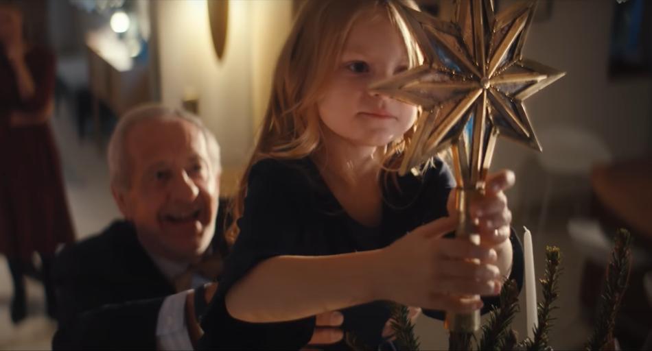 Ќе ви се насолзат очите – Убедливо најубавата божиќна реклама за 2020 година
