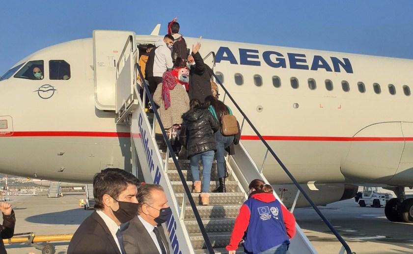 Од Грција за Франција заминаа 106 бегалци