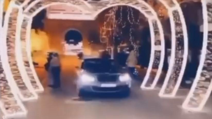 """Граѓаните изреволтирани: Им возеше со Бентли среде Скопје, а го """"казнија"""" со само 45 евра"""