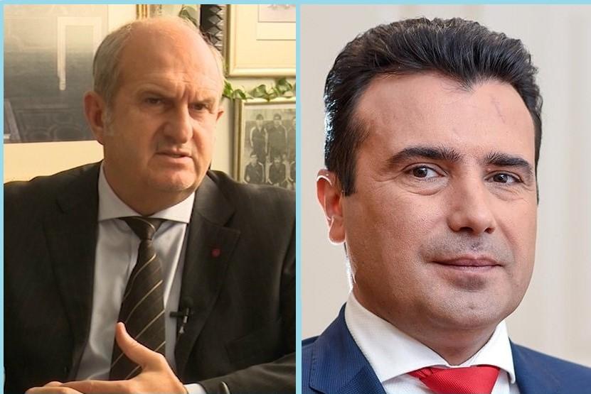 ВМРО-ДПМНЕ: Заев одби единство во разговорите, за да сега со осудениот криминалец Бучкоски ја продаваат Македонија