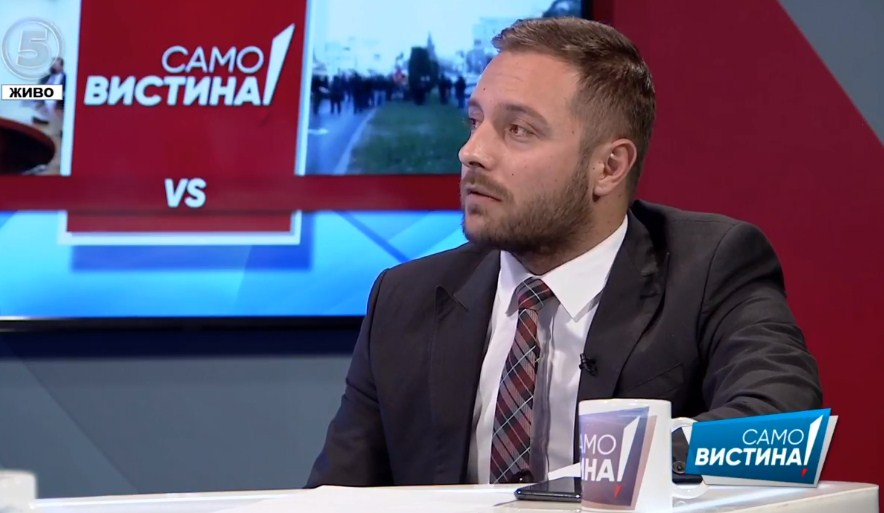 Арсовски: Доколку Бучковски бил добар ќе го надминал проблемот со Република Бугарија и тогаш кога бил премиер на Македонија