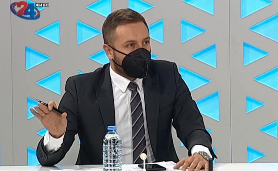 Арсовски: Говориме против Заев затоа што е лично одговорен за се што се случува, мораме да бидеме гласот на револтот на народот