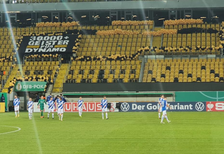 Динамо Дрезден продаде 72.000 влезници за натпревар без публика