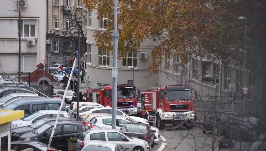 ФОТО: Силна експлозија во Белград – еден загинат, двајца повредени