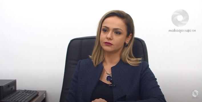 Панова: Ако бевме европска држава по бегството на Мијалков, Спасовски ќе си дадеше неотповиклива оставка