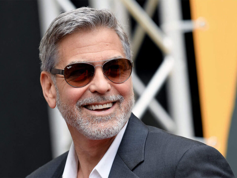 Тригодишните близнаци на Џорџ Клуни зборуваат течно италијански