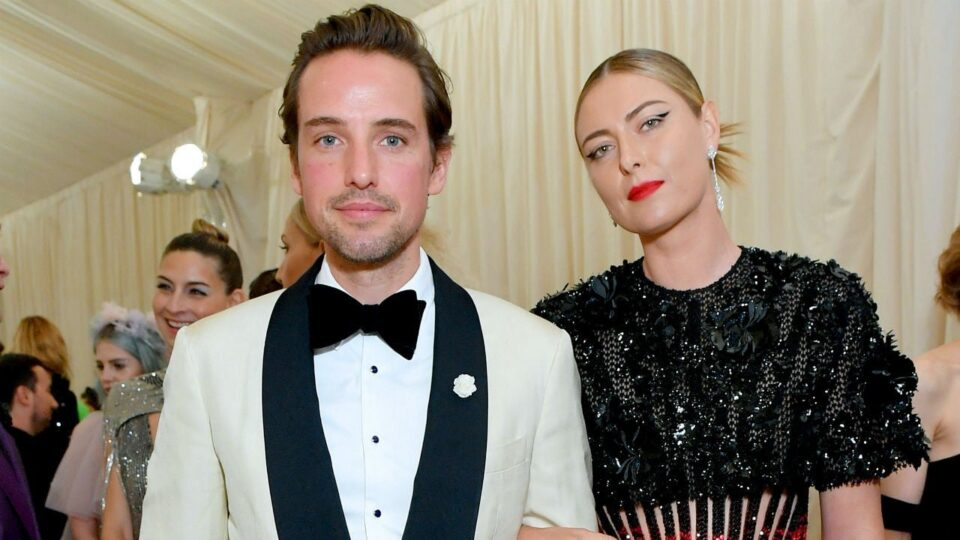 Марија Шарапова му кажа ДА на пријателот на принцот Вилијам (ФОТО)