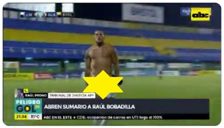 СКАНДАЛ: Фудбалер даде гол, па се соблече гол!  (ВИДЕО)