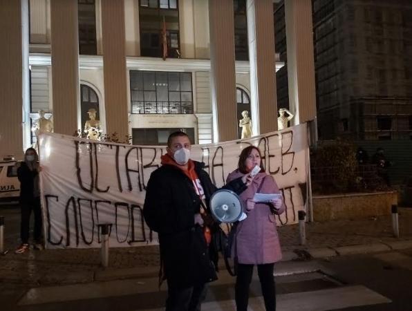 Димитриеска Кочоска: Заев е најголемиот предавник кој оваа држава некогаш го имала