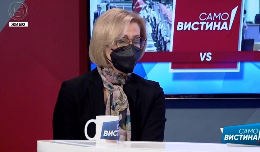 Маестрално, вака се брани Македонија! Професорката Маџоска – За идентитет не се преговара!