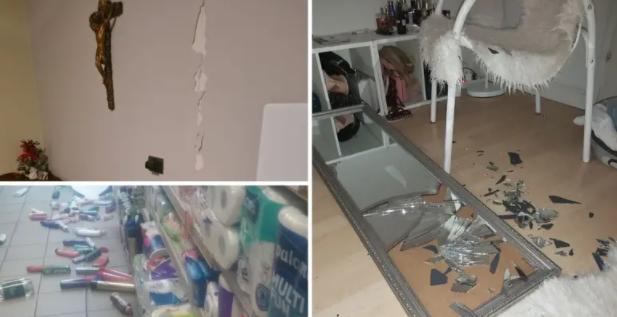 Драматични сведоштва по земјотресите во Хрватска: Куќите се тресеа како да се од хартија, огледало ми падна до главата (ФОТО)