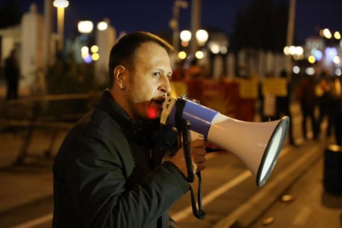 Јанушев за пратениците од СДСМ кои кршеа изолација: Ќе одговарате за кривични дела против здравјето на граѓаните, казна затвор е 3 години