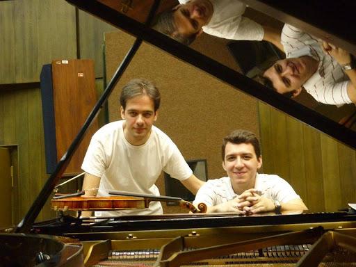 Концерт на Илкоски и Имери во Филхармонија