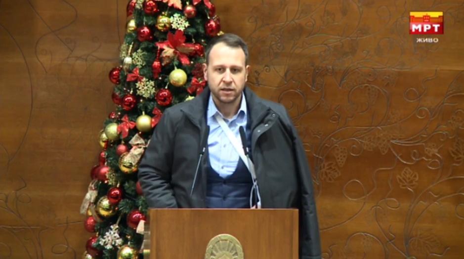 Јанушев: Димитров е човек кој никогаш ништо нема сработено, министер со 4 вета, класичен лицемер – политичар, обичен политикант и фотељаш