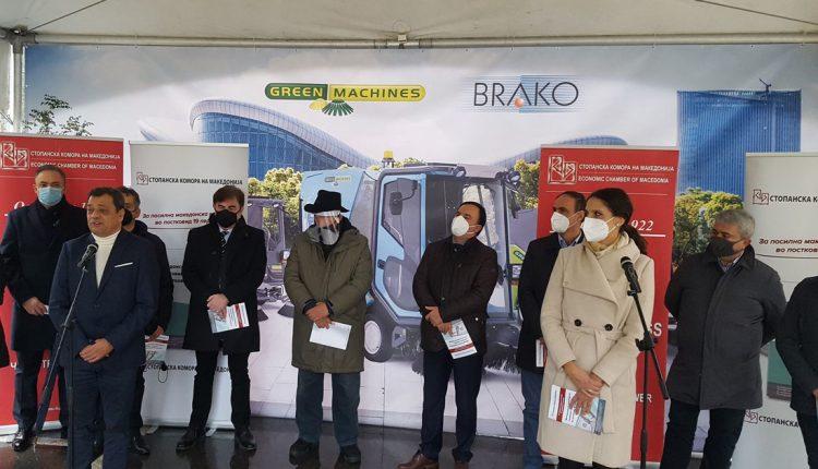 Стопанска комора: КОВИД ги извади на површина структурните слабости на македонската економија