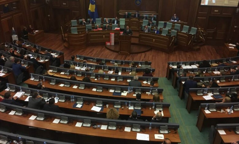 Продолжуваат партиските консултации за нови избори на Косово