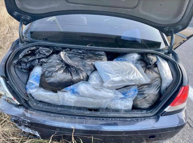 Полицијата пронашла марихуана во возило на кумановчанец